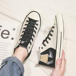 ElEgant bEigE shoEs online shopping - Dress Rubber Soft Sole Canvas Shoes Men s Beijing Cloth Shoes Classic Student Casual Shoes Daily Elegant Leisure Shoe