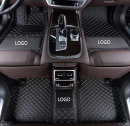 $enCountryForm.capitalKeyWord NZ - Mercedes-Benz E-class Sedan 2006-2013 car anti-slip mat luxury surrounded by waterproof leather wear-resistant car floor mat with logo