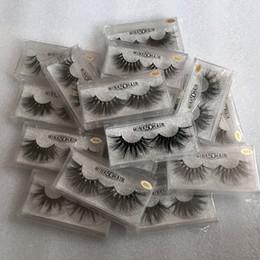 venda por atacado NOVA Mink Cílios Postiços 5D Cílios Vison 25mm Natural Longo 100% Real Mink Cílios Alta Volume Fofo Ferramenta de Cílios Maquiagem