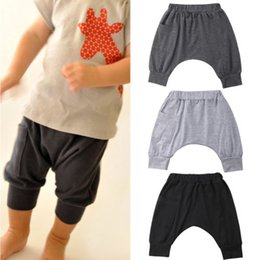 $enCountryForm.capitalKeyWord NZ - Casual Toddler Baby Kids Boy Clothing Cotton Pants Panty Harem Pants Casual Trousers Clothes Boys Pants
