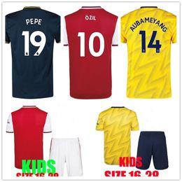 $enCountryForm.capitalKeyWord Australia - Best quality New soccer jerseys for MEN and kids kit uniform 2019 2020 football kits aRSeN PEPE soccer jersey 19 20 TIERNEY football shirt