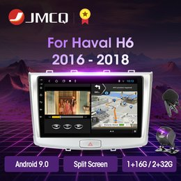 navigation player NZ - JMCQ Android 9.0 T3L PLUS For GREAT WALL Haval H6 2013-2017 Car Radio Multimidia Video Player Navigation GPS 2G+32G DSP No 2din car dvd