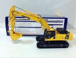 Metal Machinery Australia - Rare 1:50 Komatsu PC400LC-8 Hydraulic Excavator Engineering Machinery Diecast Toy Model for Decoration,Collection,Gift