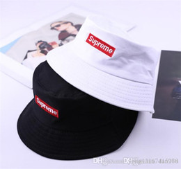 946b1e68132af2 Summer tide new Korean plate fisherman hat men and women go with leisure  sunscreen basin hat student couple fisherman hat wholesale
