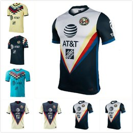 uniforms soccer america NZ - 2020 LIGA MX Club America soccer Jerseys 20 21 America team 10# C.DOMINGUEZ 24# O.PERALTA 22# P.AGUILAR Football shirt uniform