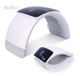 Venta al por mayor de UE libre de impuestos Venta caliente PDT LED Máquina Terapia de luz Tratamiento del acné Rejuvenecimiento de la piel fotón led máquina de terapia de luz