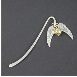 Best paper Bookmark online shopping - 1 Gold Best Gift for Reader Snitch Harry Bookmark Charm Bookmark Harry Potter Bookmark Gift