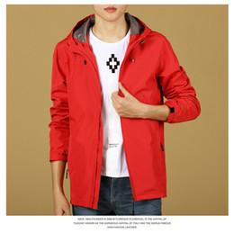 $enCountryForm.capitalKeyWord Australia - Men Waterproof Hiking Jacket Softshell Windbreaker Coat Outdoor Climbing Camping Mountain Jacket Coat With Hat Outwear Clothes