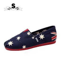 Discount shoes new style for boy - 2018 spring summer men new arrival ethnic style boy students Moccasins shoes breathable running canvas shoes for men atm