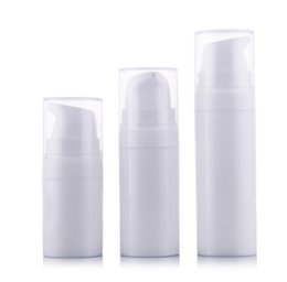 $enCountryForm.capitalKeyWord UK - 50pcs lot 5ml 10ml 15ml PP small sample airless bottle vacuum pump bottle lotion bottle used for Cosmetic Containe