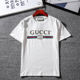 Mens T-shirt Casual mulheres T Camisetas XXMGucci Letters Impressão Hoodie Verão Paris Mens t-shirt venda por atacado