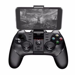 tablet wireless controller Australia - iPega PG-9077 Wireless Bluetooth Handle Wireless Games Joystick Game Accessories For Smart Phones Tablets Smart TV