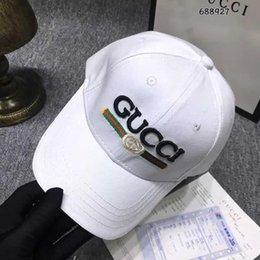 Fallen Hats Australia - New designer Cotton Luxury brand Caps Embroidery hats for men Fashion snapbacks baseball cap women luxury visor gorras bone casquette hat