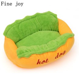 $enCountryForm.capitalKeyWord Australia - Fine joy Hot Dog Bed Pet Winter Beds Fashion Sofa Cushion Supplies Warm Dog House Pet Sleeping Bag Cozy Puppy Nest Kennel D19011201
