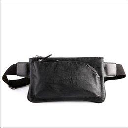 Nuevos bolsillos callejeros bolso del pecho de la moda bolso ocasional diagonal pequeñas bolsas de Mensajero teléfono móvil Paquetes al aire libre hombres del hombro que montan el bolso