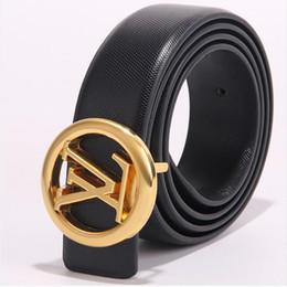 $enCountryForm.capitalKeyWord NZ - Leather belt ladies belt fashion big name men and women uniform smooth buckle belt