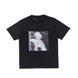$enCountryForm.capitalKeyWord Australia - Marilyn Monroe T Shirt Men Women High Quality 100% Cartoon Top Tees Fashion Hip Hip T-shirt