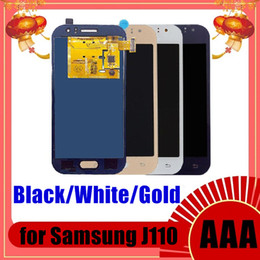 SamSung galaxy ace diSplay online shopping - J110 TFT for Samsung Galaxy J1 ACE J110 LCD Display Digitizer Assembly Screen Replacement Tested