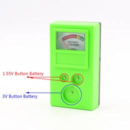 $enCountryForm.capitalKeyWord NZ - 1.55V 3V Button Cell Battery Checker Battery Tester Watch Repairing Tool Watch Repair Tool Repair Kit