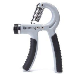 5-60Kg ajustable Grip pesada Pinza de fitness Mano ejercitador muñeca del entrenamiento de aumentar la fuerza de dedo elástico Pinch carpiano Expander en venta