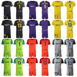 $enCountryForm.capitalKeyWord Australia - 2019 2020 Goalkeeper GK Soccer 1 Marc Andre TER STEGEN Jersey Set Men Goalie 13 CILLESSEN Victor Valdes Football Shirt Kits Uniform