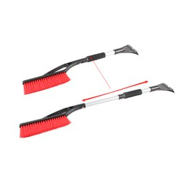 tool anime Car Styling 2 In 1 Auto Retractable Shovel Removal Brush Shovels Scrapers Winter Car Snow Ice Scraper Clean Tool from standard water pipe manufacturers