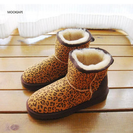 $enCountryForm.capitalKeyWord NZ - Australian fashionable sheepskin and fur women's snow boots in 2019, 100% pure wool women's short barrel shoes, free delivery