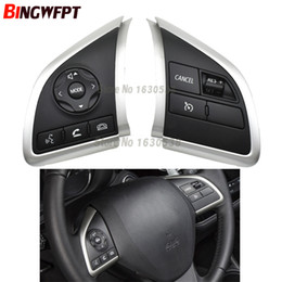 radio controlled switches NZ - For Mitsubishi Outlander 2013 2014 2015 Mirage 2014 2015 Audio Radio Control Cruise Control Switch Steering Wheel Switch Button