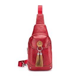 $enCountryForm.capitalKeyWord Australia - ABDB-BULLCAPTAIN Crossbody Bags for Women Messenger Chest Bag Packs Casual Bag Genuine Leather Single Shoulder Strap Pack