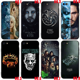 game thrones phone cases 2019 - Game of Thrones for iPhone 7 7plus 8 8plus Case,Designs Game of Thrones for Iphone XR Hard Plastics Phone Protective Cas