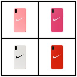 $enCountryForm.capitalKeyWord Australia - Hot Sale Phone Case For iphone 7 8 6 6s plus Case For iphone X Xs max XR Cover for 6 plus plain Cases
