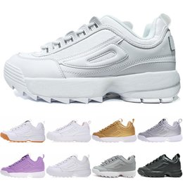 Chinese  2018 christmas decorations 2 II grey white black pink White Gum Training shoes top designer mens women sneakers runners sports shoes manufacturers