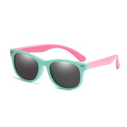 $enCountryForm.capitalKeyWord UK - 2019 New Polarized Kids Sunglasses Boys Girls Baby Infant Fashion Sun Glasses UV400 Eyewear Child Shades Gafas Infantil