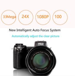 Auto Shoot Australia - New POLO D7100 digital camera 33 Mega pixels FULL HD1080P 24X optical zoom Auto focus Professional Camcorder