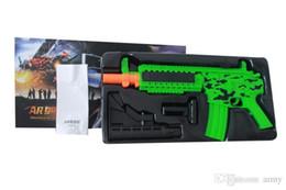 Bluetooth Toys Australia - Ar-gun Vr Game Augmented Reality Shooting Games Smart Phones Bluetooth Control Toy Gun Long Style