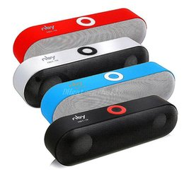 Free Mobile Player Australia - Wireless Bluetooth Mini Speaker Outdoor Portable Stereo Speaker Support TF Card AUX Computer Mobile Music Player Free Shipping