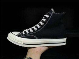 Canvas Shoes Skateboard Australia - Fashio Brands New 1970s Star All High Top Low Top Classic Canvas Shoes Skateboard Sneakers Designer Casual Shoes