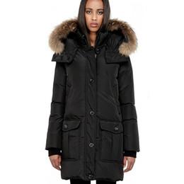 $enCountryForm.capitalKeyWord UK - Winter Warm Women's Brand Mac Chaska-F4 Thicken Long Down Parka Coat With Fur Hood Raccoon Fur Collar Women's Coat Down Jacket for Women