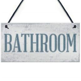 Shabby Chic Bathroom Signs Online Shopping Shabby Chic Bathroom