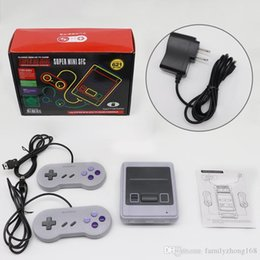 video game wholesalers NZ - HDMI Mini Classic TV Game Consoles CoolBaby 621 Model video Game Player For 621 NES HD Games Console Birthday Xmas Christmas Gift hot sale
