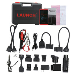 free scanner engine Canada - Launch X431 Pros Mini Auto Diagnostic Tool Full System X-431 Pro Pros Mini Car Scanner ECU Coding Analyzer 2 Years Free Update
