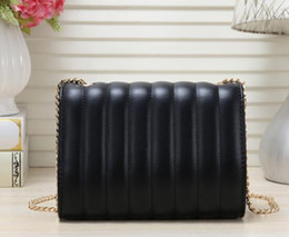 Best White Bags Australia - 5 colors best sell Fashion Vintage Handbags Women bags Designer Handbags Wallets for Women Leather Chain Bag Crossbody and Shoulder Bags