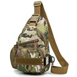 4a1aad2acea5 Universal Outdoor Bags Tactical Chest Package Wear-Resistant Package  Practical Travel Water-Resistant Single Shoulder Chest Bag  288204