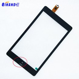 Discount tm tablet - New 8inch touch tablet pc for teXet TM-8048 touch screen digitizer teXet X-force 8 3g TM-8048 glass sensor