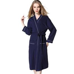 46840fd385 women Winter toweling lovers long sleeve bathrobes gown women pijama robes  home couples wedding long kimono robes nightwear  40