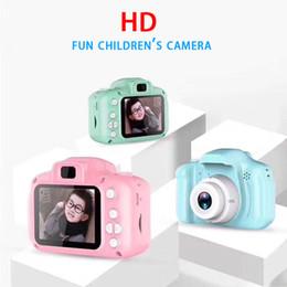 $enCountryForm.capitalKeyWord NZ - 2019 Hot Sale New Kids Camera Mini Digital Camera Cute Cartoon 1080P Toddler Toys Children Birthday Gift 2 Inch Screen Cam for Kids