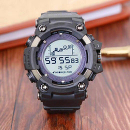 $enCountryForm.capitalKeyWord NZ - Hot GA Sports Electronics Men's Watch LED Military Tape Waterproof and Shockproof Digital Watch Free Shipping