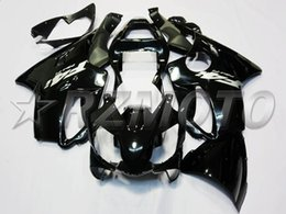 f4i fairings UK - OEM Quality New ABS Full Fairings Kits fit for HONDA CBR600RR F4i 2001 2002 2003 01 02 03 600RR Bodywork set Custom Free Bright black