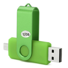 $enCountryForm.capitalKeyWord Australia - OTG USB 3.0 USB Flash drives Pen Drive for Android system 8GB 16GB 32GB External Storage 2 in 1 Pendrive