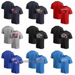 Ingrosso Uomini Donne Maghi giovanili Jazz Raptors Raptors Spurs Blazer 76ers Thunder Fanatics Branded 2019 Playoffs Slogan T-Shirt